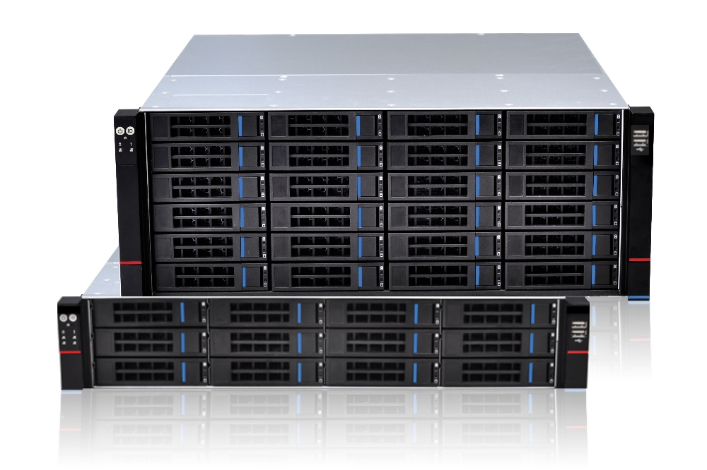 actiNAS WIN, SV, LX, LXHA Family NAS- und Backup-Server